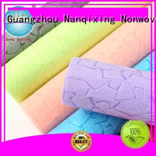 Non Woven Material Wholesale fabric Non Woven Material Suppliers price Nanqixing