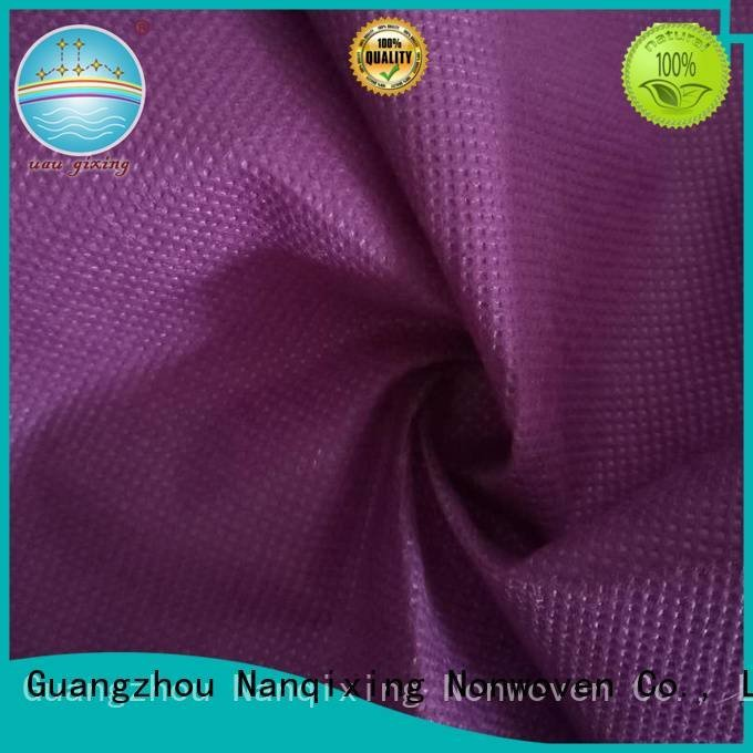 Nanqixing Brand nonwoven good pp Non Woven Material Suppliers