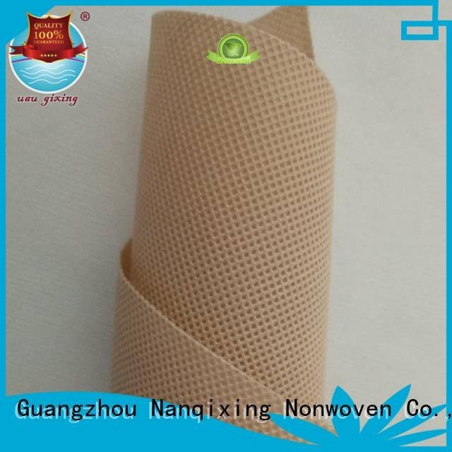 Nanqixing Brand non Non Woven Material Wholesale usages smsssmms