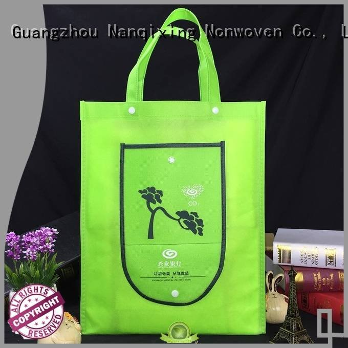 laminated non woven fabric manufacturer adhesive non non woven fabric bags Nanqixing Warranty